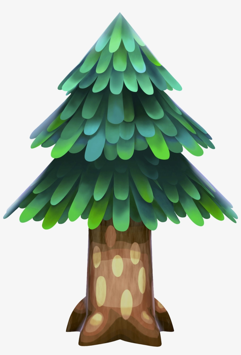 Pin Cedar Tree Clipart Animal Crossing New Leaf Concepts
