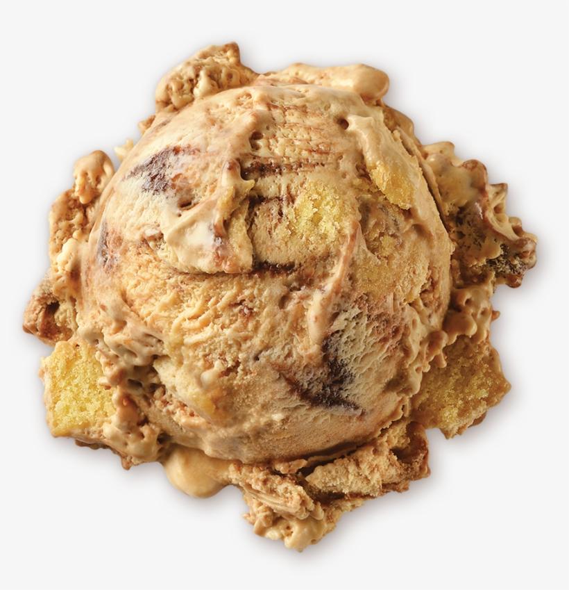 Homemade Brand Tiramisu Ice Cream Scoop