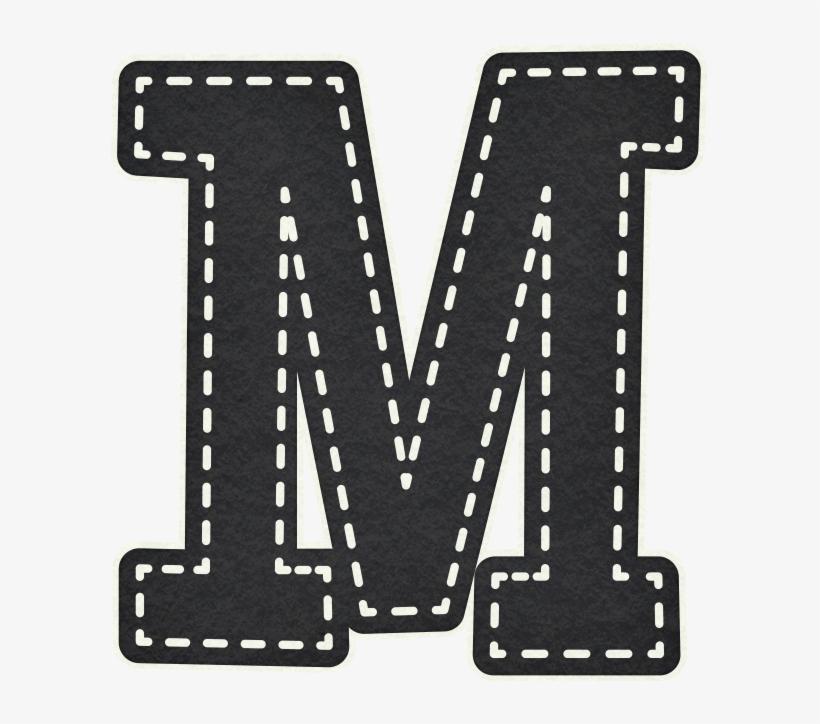 Artigo Relacionado Moldes De Letras Negras Grandes Letras Para