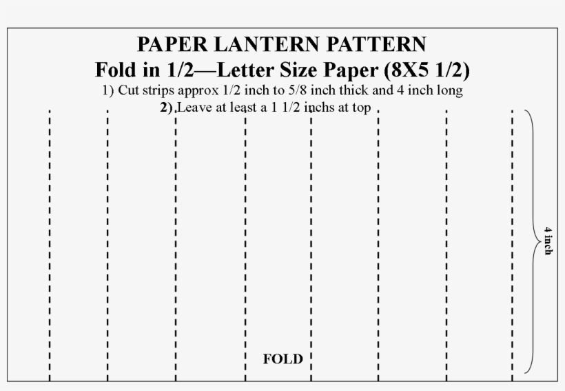 picture regarding Lantern Template Printable named The Fantastic Aged Paper Craft Generating Working day The Analysis
