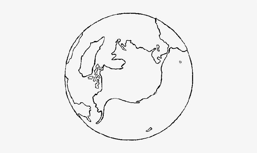 Planeta Terra Png Desenho Transparent Png 505x470 Free
