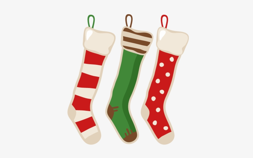 Christmas Stockings Png.Vector Free Library Free Christmas Stocking Clipart