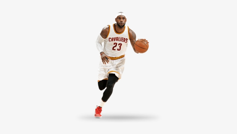 Psd Detail Lebron James Full Body Cavs Transparent Png 328x400 Free Download On Nicepng