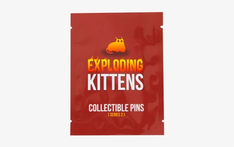 Exploding Kittens A Card Game About Kittens And Explosions Transparent Png 600x600 Free Download On Nicepng