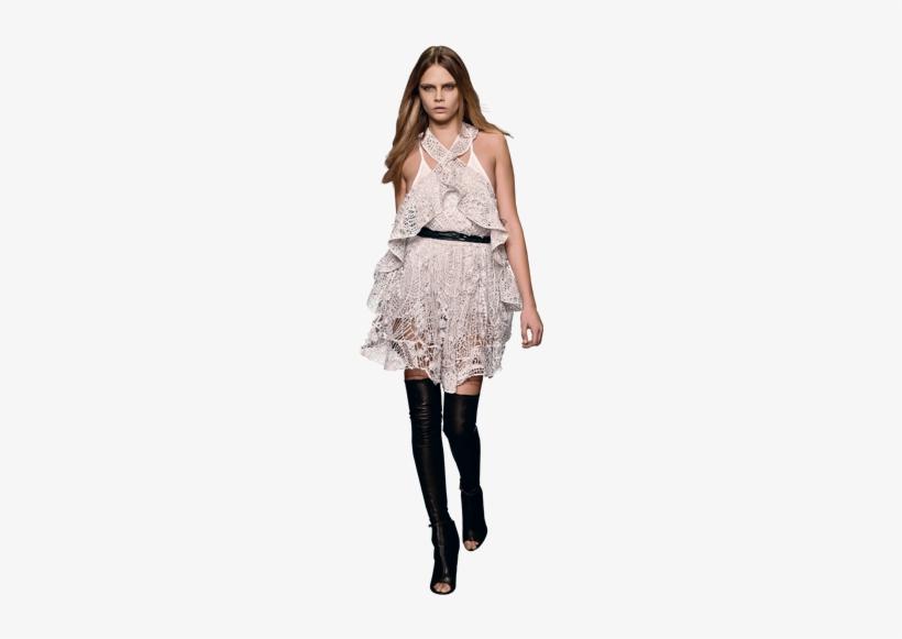 23 Vestido Cas - A-line Transparent PNG - 250x500 - Free Download on ...