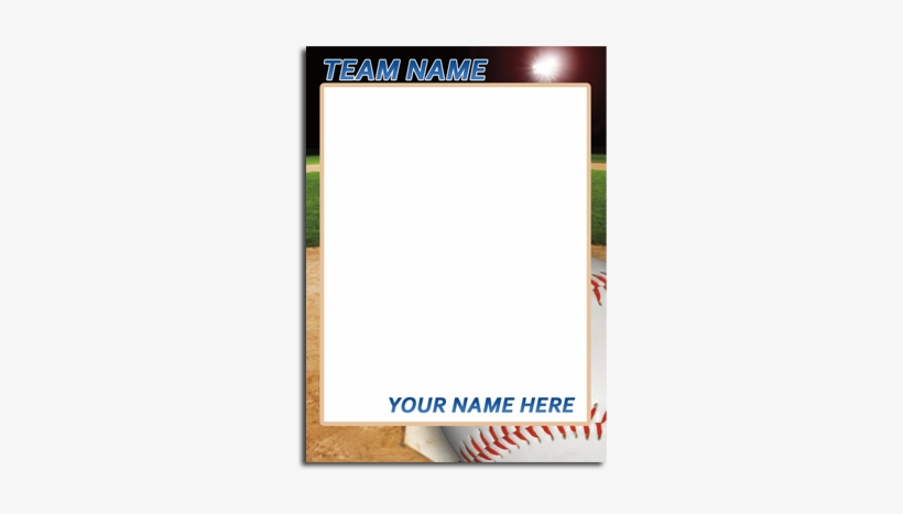 photograph about Printable Baseball Card Template called 27 Illustrations or photos Of Totally free Printable Sports activities Card Template - Investing