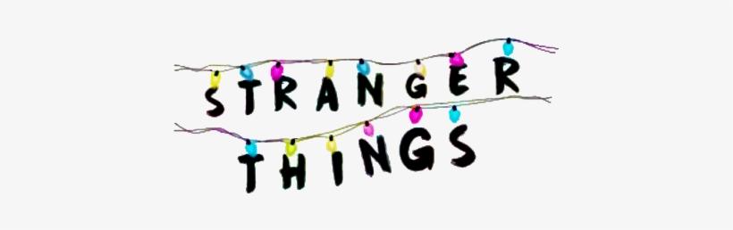 Stranger Things Christmas Lights Png.Strangerthings Lights Christmaslights Sticker Freetoedi