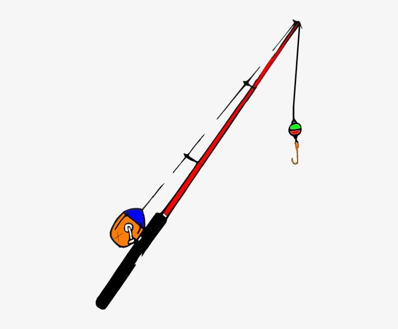 Fishing Rod Cartoon Png Transparent Png 426x599 Free Download On Nicepng
