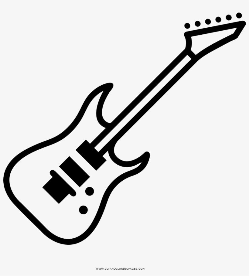 Guitarra Electrica Dibujo Png Guitarra Electrica Para Dibujar