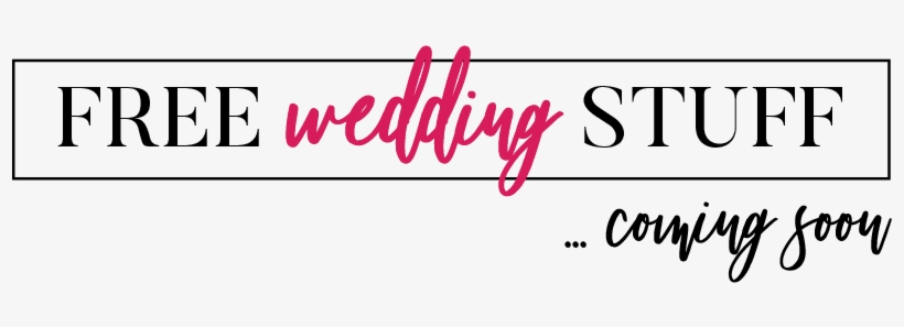 Free Wedding Stuff.Gourmet Wedding Gifts Free Stuff Coming Soon Wedding Transparent