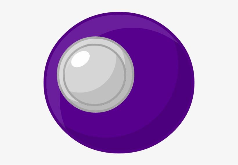 Purple Round Speaker Remake Speaker Box Bfdi Round Transparent Png