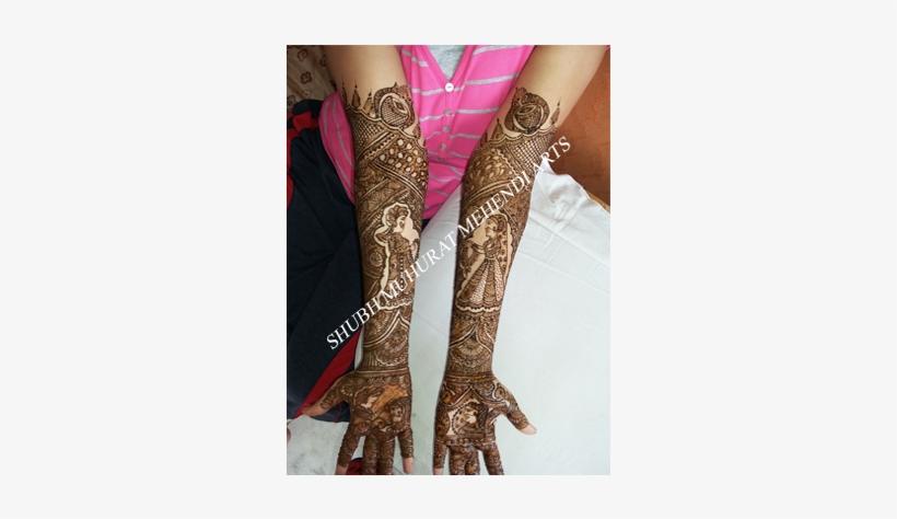 Design Shubh Muhurat Mehndi Artist Transparent Png 590x393