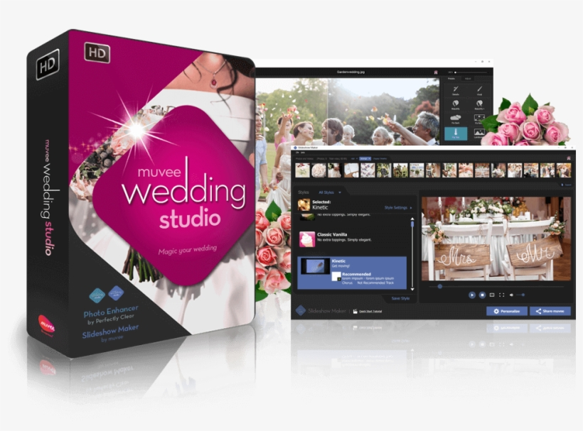 Master Wedding Photography & Video Editing Muvee Wedding