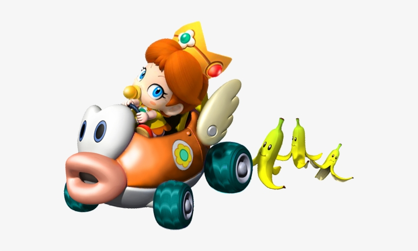 Mario Kart Images Baby Daisy In Mario Kart Wii Wallpaper