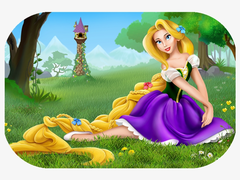Rapunzel - Story Time And Crafts Transparent PNG - 860x601