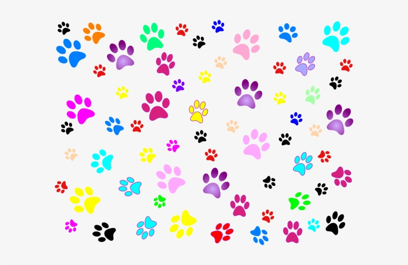 Dog Print Clipart Png Cerca Con Google Transparent Background Paw