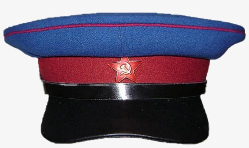 05308d9ab2d Soviet Ussr Cap Nkvd - Transparent Background Stalin Hat Transparent ...