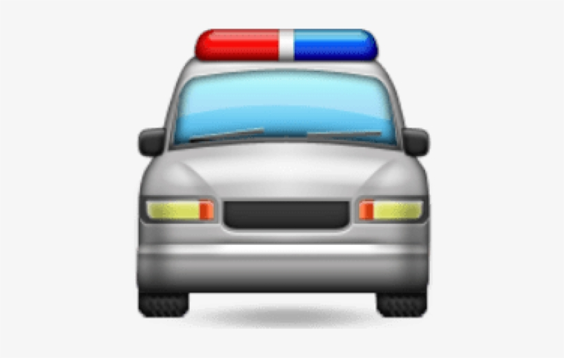 Free Png Ios Emoji Oncoming Police Car Png Images Transparent