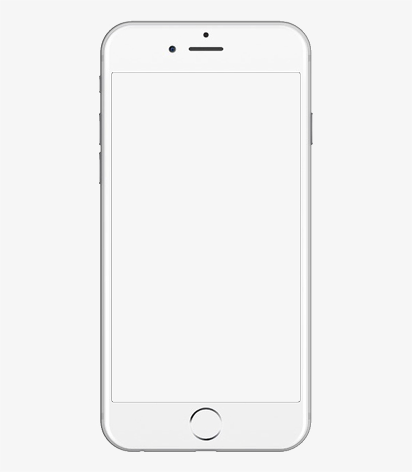 Iphone 6 Template Png Iphone 6 Lineart Pmg Transparent Png
