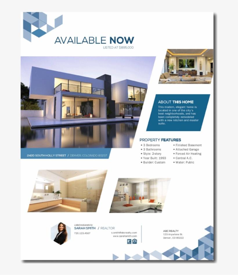 Crop Brochurethumb Real Estate Postcards Templates