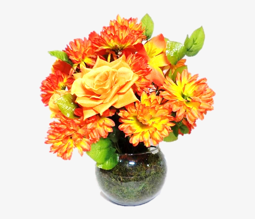Arranjo De Flores Png Desenho Flores Imagenes