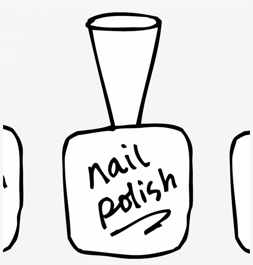 Broncos Coloring Pages 19 Bronco Drawing Coloring Page - Nail Polish  Clipart Black And White Transparent PNG - 1600x1600 - Free Download On  NicePNG