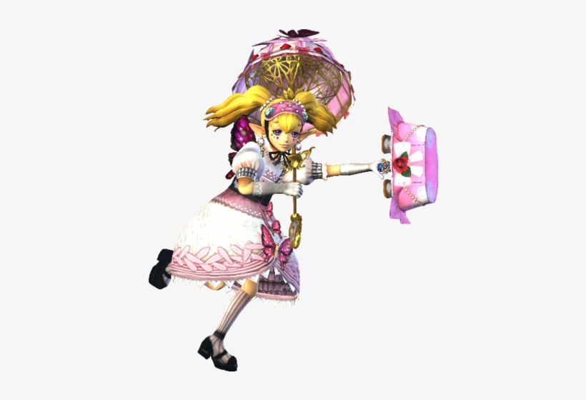 Hyrule Warriors Agitha Standard Outfit Agitha Legend Of Zelda Transparent Png 480x480 Free Download On Nicepng