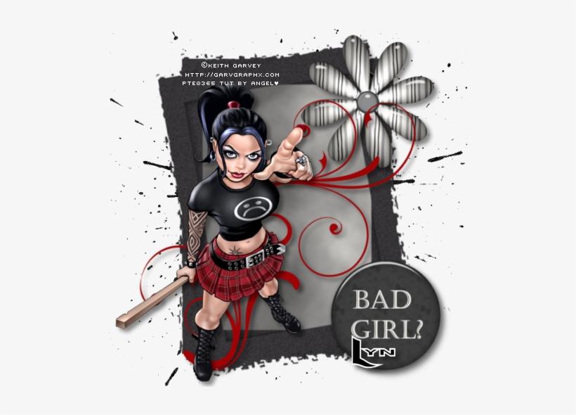 Bad Girl Punk Girl Transparent Png 510x510 Free Download On