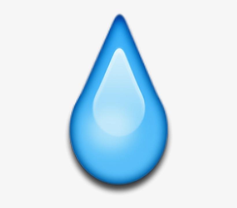 Emojis Emoji Agua Gotas Lagrima Png Drop Emojis - Drop