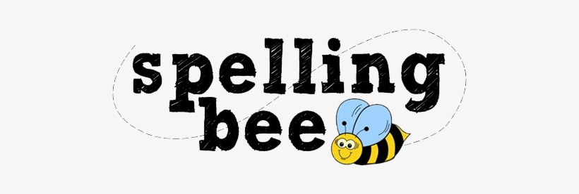 2018 Senior Spelling Bee - Spelling Bee Competition 2018 Transparent PNG -  612x253 - Free Download on NicePNG