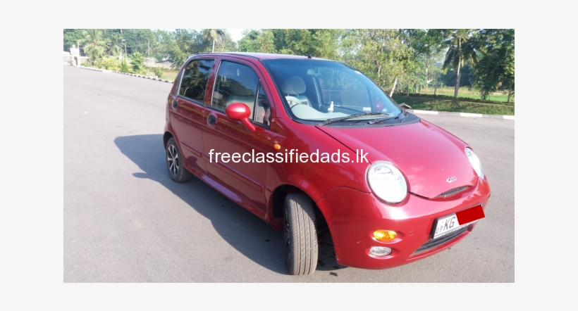 Chery Qq Auto Car For Sale Homagama Car Transparent Png 640x480 Free Download On Nicepng
