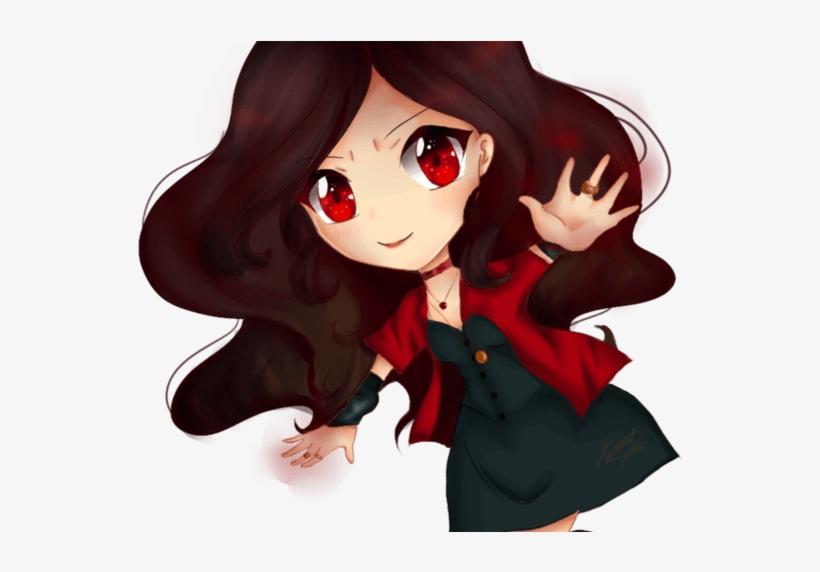 Scarlet Witch Chibi Kunomi Chan On Deviantart Png Cute Cute Chibi