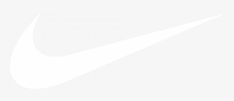 433 4335966 white nike logo transparent background