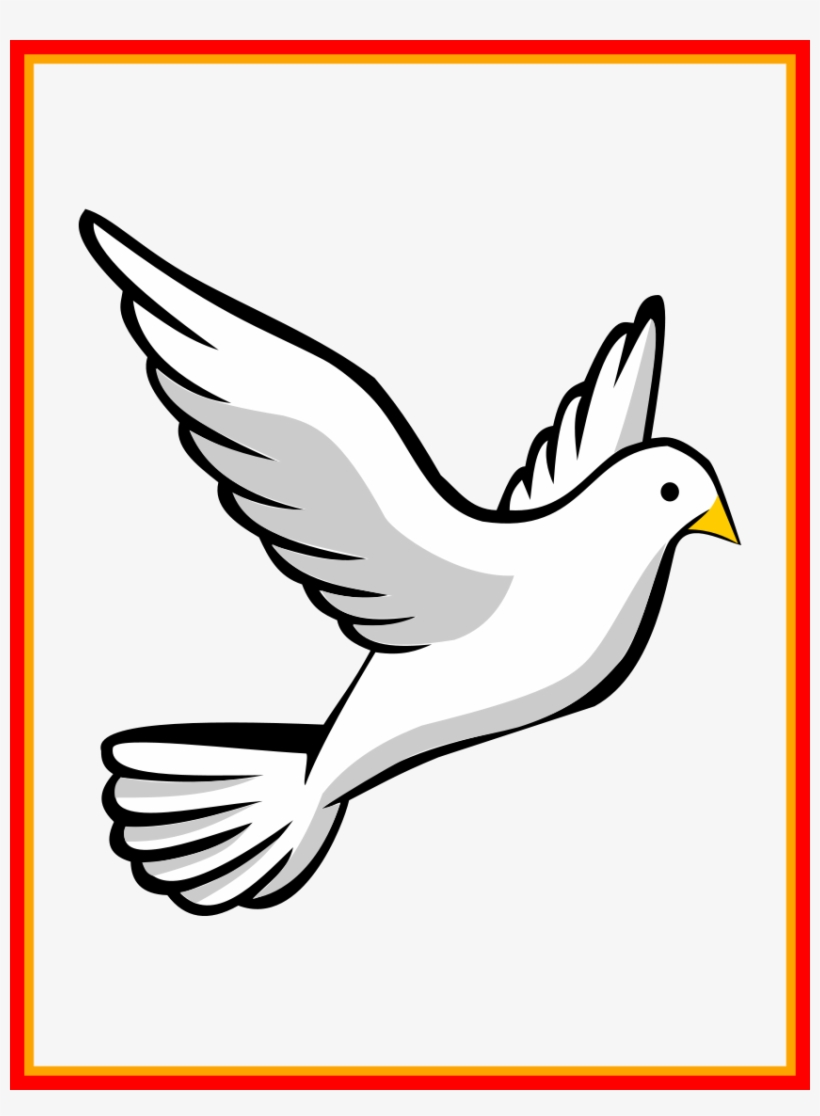 Flying Bird Drawing Easy Transparent Png 850x1116 Free Download