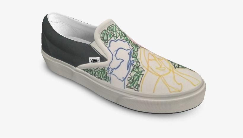 d8184e2a7b10 Black Shoes Png Vans Asia Custom Culture Petition - Slip-on Shoe ...