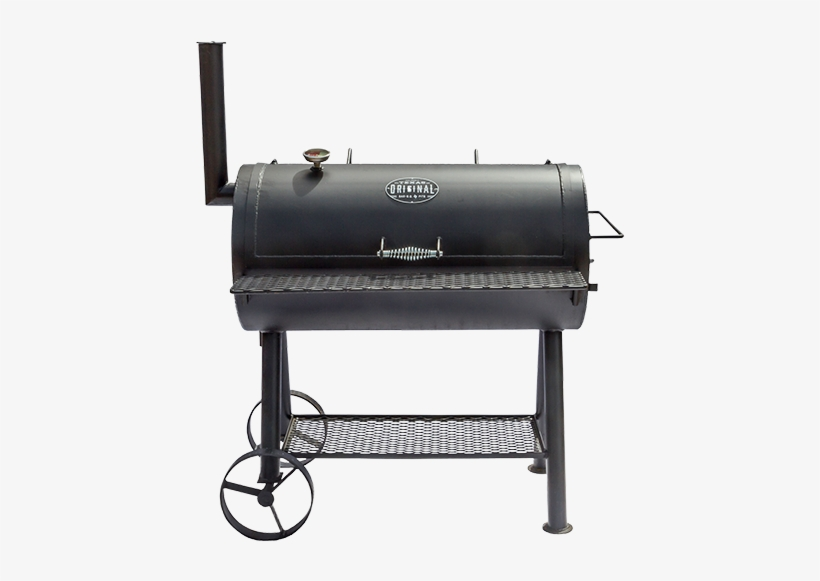 Offset Smokers For Sale Texas Original Bbq Pits Transparent Png 500x500 Free Download On Nicepng