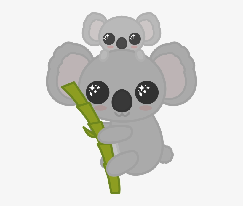 Koala Drawing Png Svg Black And White Library Dibujos De
