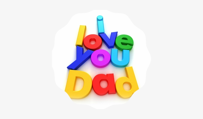 I love you dad morning mom i love you transparent png - I love you daddy download ...