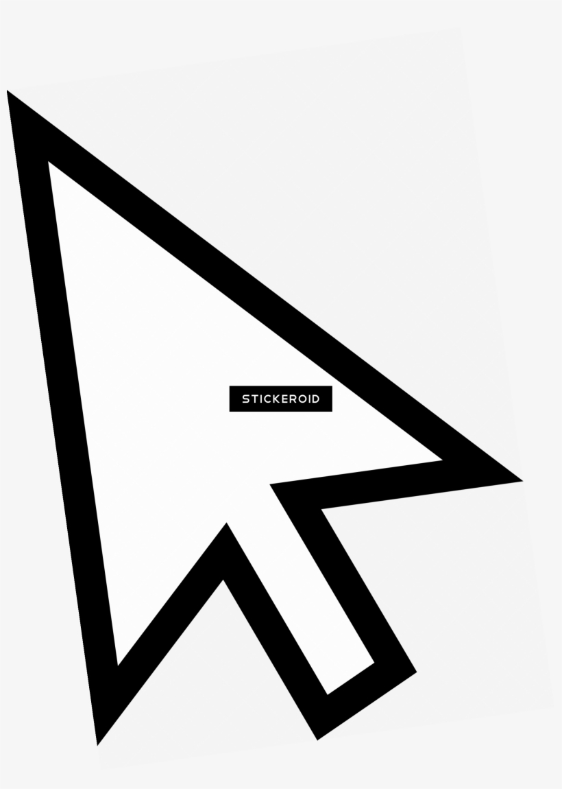 White Mouse Cursor Arrow By Qubodup Icon Transparent Png 1919x2599 Free Download On Nicepng I also made the color of the weakuara bright green to stand out more. white mouse cursor arrow by qubodup