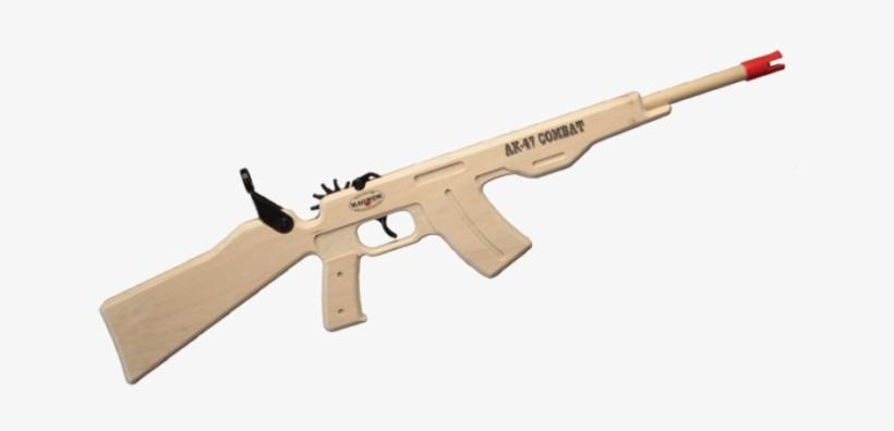 Rubber Band Gun Ak Transparent PNG - 700x700 - Free Download