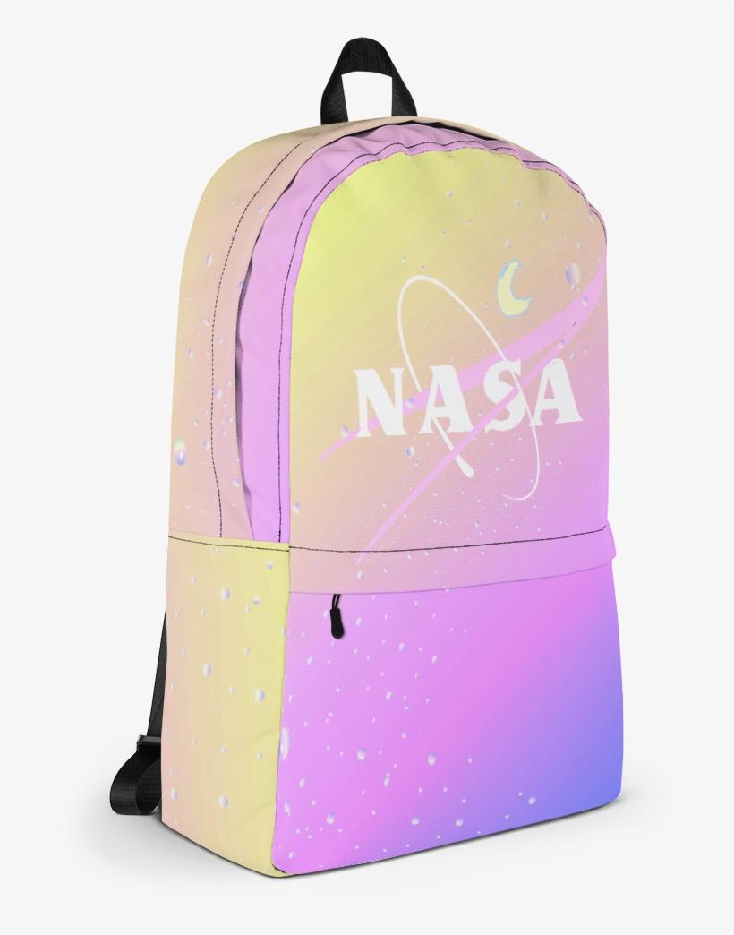 Pastel Nasa Tumblr Soft Grunge Backpack Garfield Backpack