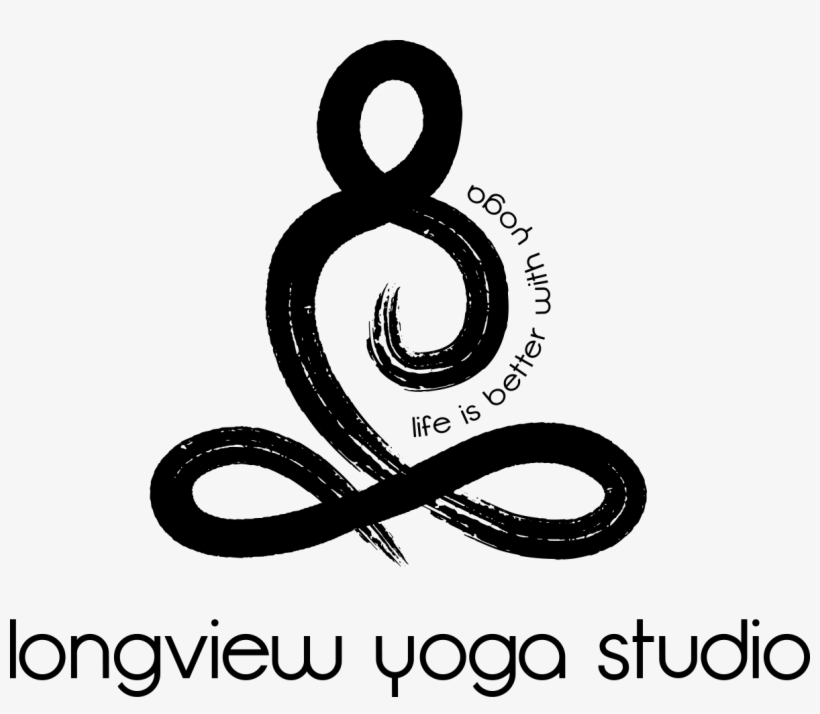 Infinite Symbol With Meditation Yoga Pose Logo Design Yoga Logo Transparent Png 1192x980 Free Download On Nicepng