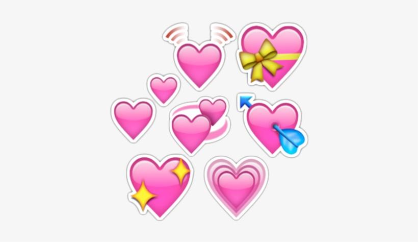 Emoji Heart Png Pin Strawberry Border On Pinterest Imagenes De