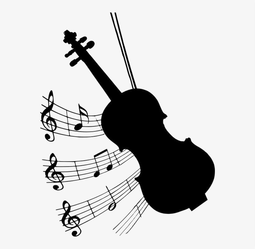 Transparent Cello Clipart - Violin Clipart Transparent Background, HD Png  Download - vhv