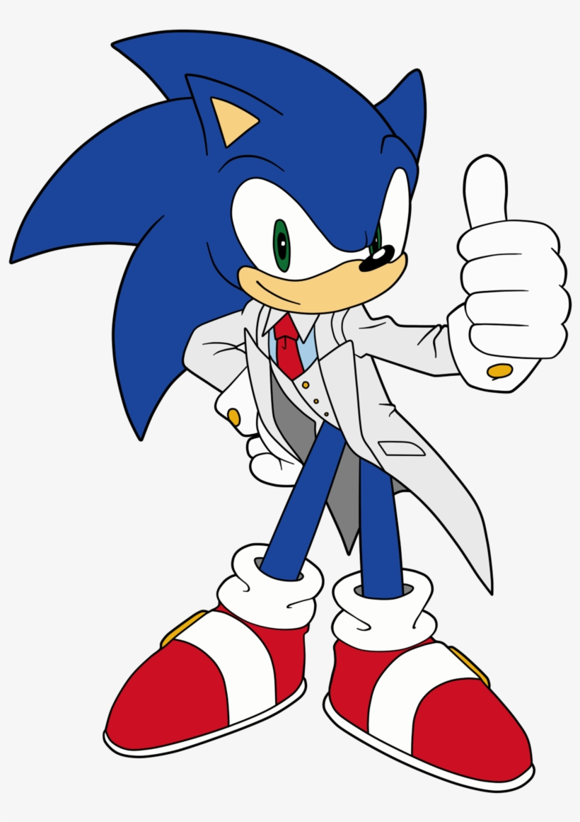Sonic Vector By Pesme Modern Sonic The Hedgehog 2d Transparent