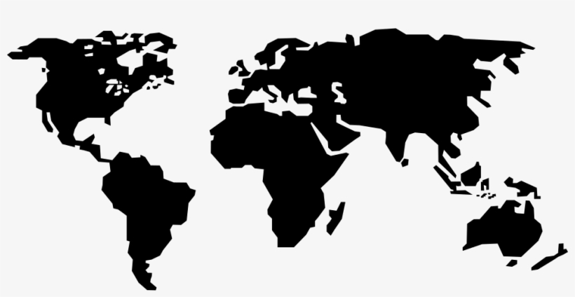Png File Svg Vector World Map Png Transparent Png 980x460 Free Download On Nicepng