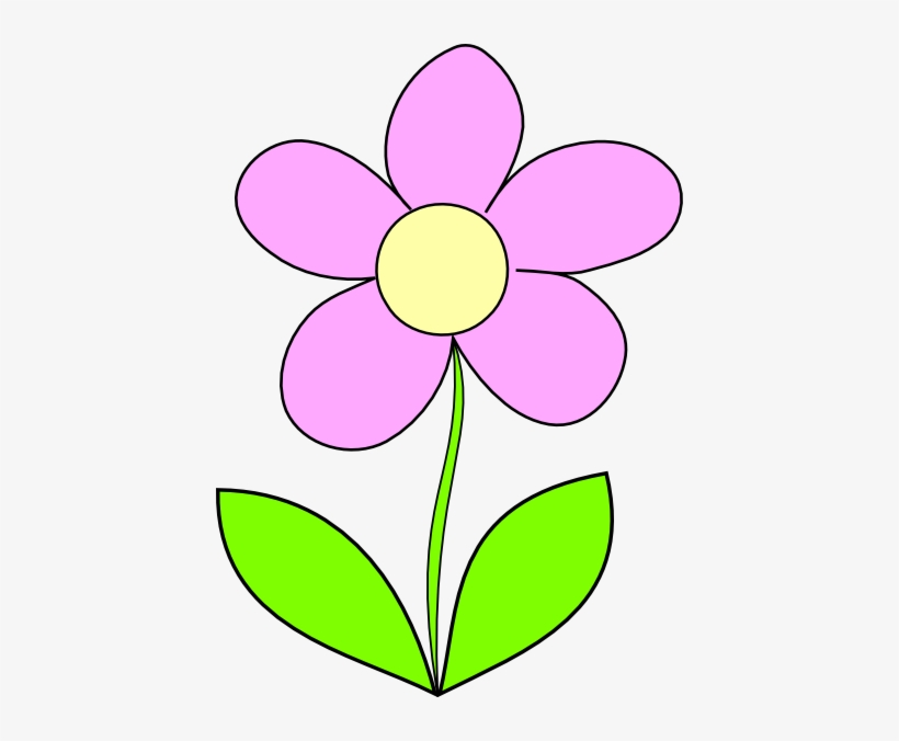 Cartoon Flower With Transparent Background Transparent Png 426x596 Free Download On Nicepng