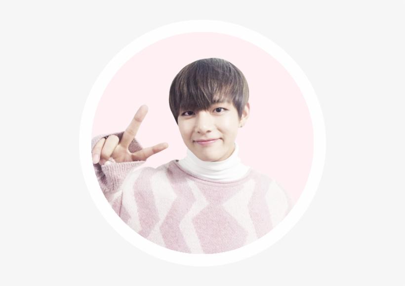 440 4403944 taehyung circle icon tumblr pictures png taehyung bts