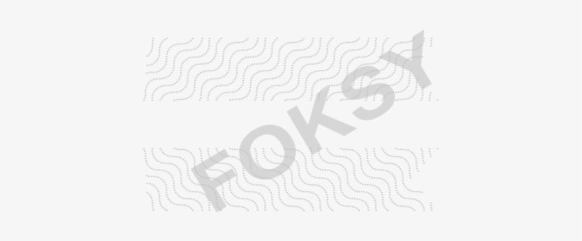 Wavy Line Cheer Bow Hot-fix Rhinestone Transfer Transparent