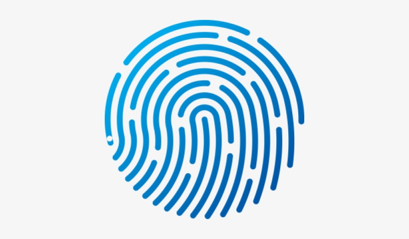 Fingerprint Png, Download Png Image With Transparent - Ios Touch Id